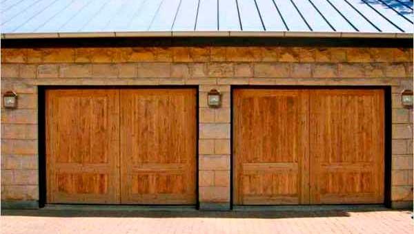 ремонт накладных гаражных ворот