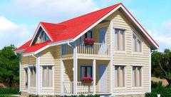 Преимущество домов по канадской технологии