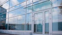 Особенности алюминиевых фасадов
