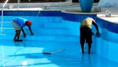 Когда нужно шлифовать бассейн